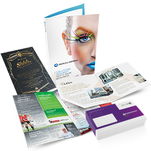 Digital Printing Products – City Print