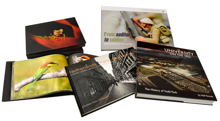 digital printing photo books